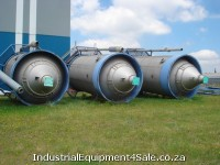 photo Used Stainless steel Silos for sale
