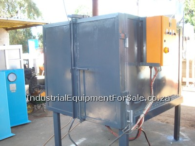 Used Oven For Sale South African Industrial Equipment