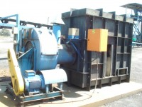 Photo: Used Briquette Plant For Sal