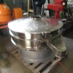 Screen Stainless SteelSTS02