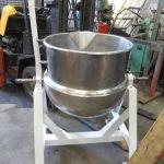 Tilting Pot/Autoclave AC01