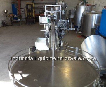used bottle filling machine for sale