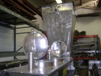 used pug mill (stainless steel) for sale 2