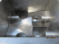 Z Blade Mixer (Stainless Steel)
