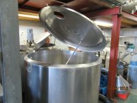 Tank Milk/Juice (Stainless Steel)