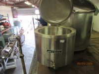 Tank (Jacketed) Stainless Steel