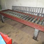 Red Gravity Roller Conveyor	RRC02