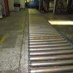 Blue Gravity Rollers Conveyors	BRC01