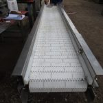 Stainless Steel Slat Conveyor	SL05