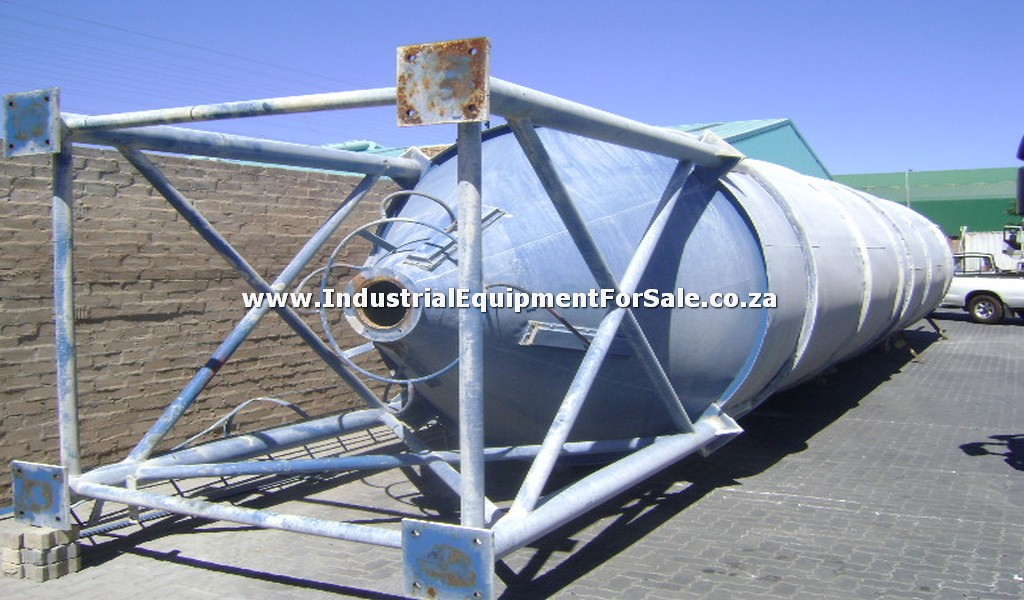 Silo - Industrial Equipment for Sale